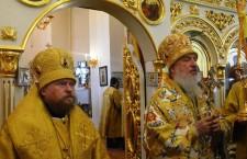 Торжества в честь обретения мощей святителя Филофея митрополита Тобольского и всея Сибири чудотворца