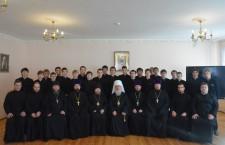 Актовый день в Тюменском Православном Духовном училище