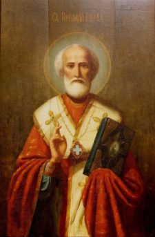 «Правило веры и образ кротости…» 22 мая — день памяти святителя Николая Чудотворца