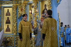 Митрополит Тобольский и Тюменский Димитрий посетил Тюменское благочиние